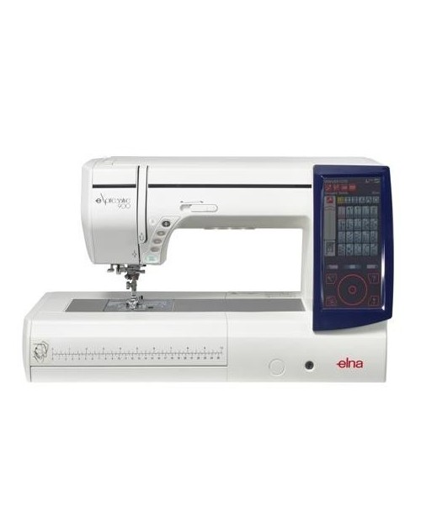 Macchina per cucire e ricamare Elna eXpressive 900