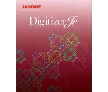 Janome Digitizers Junior 4.5 - Software per ricamo