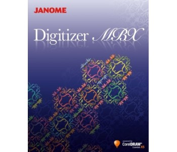 Janome Digitizers 4.5 - Software per ricamo