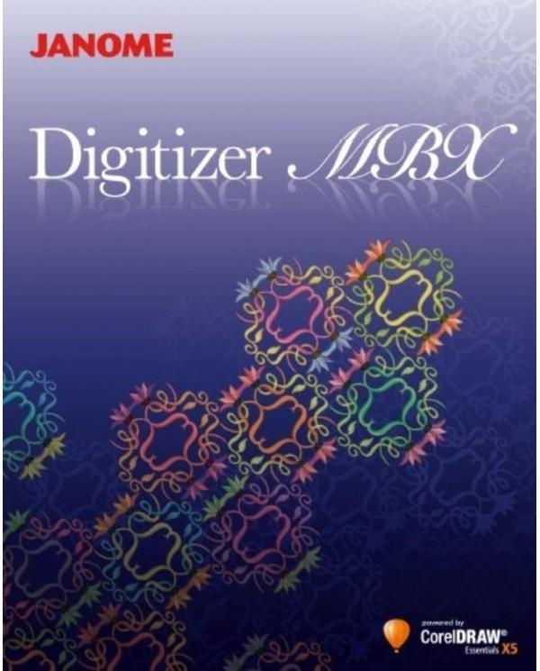 Janome Digitizers 4.5 - UPGRADE 3