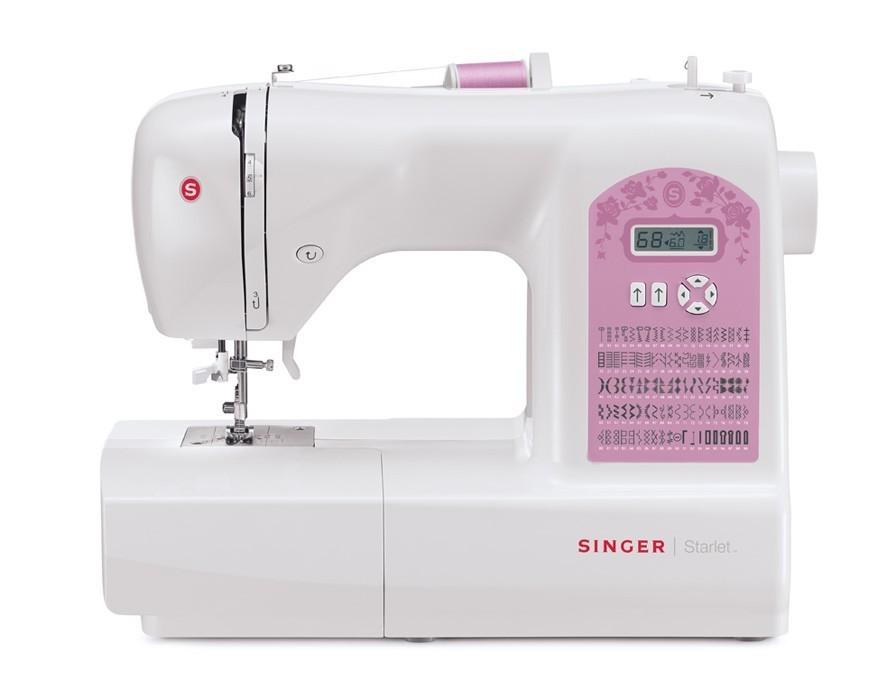 Macchine da cucire singer starlet 6699 di singer a prezzo for Macchine da cucire singer modelli
