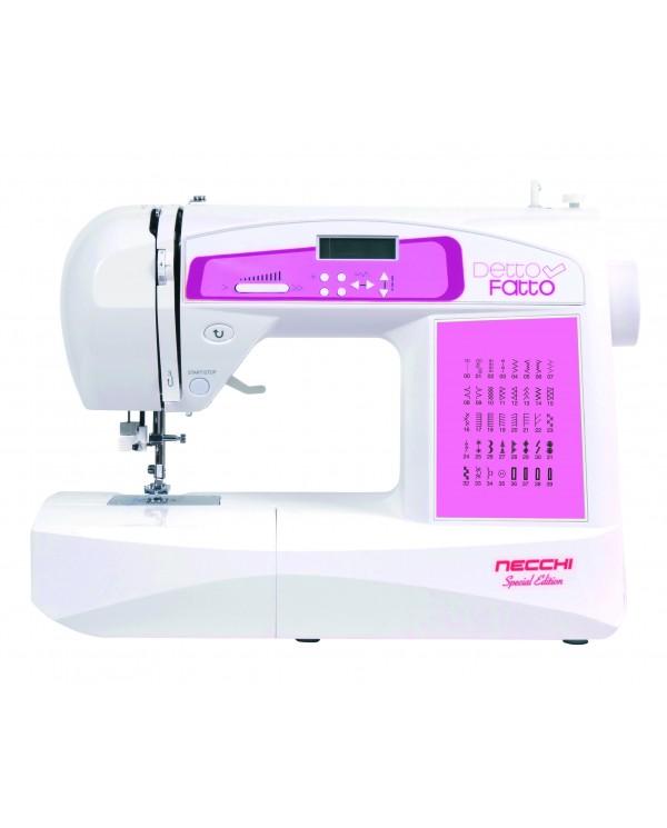 Macchina per cucire elettronica Necchi N590 - Detto Fatto
