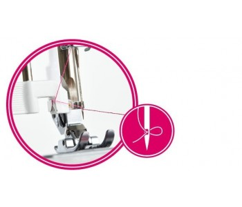 Infila ago per macchina per cucire Smarter by Pfaff 160S