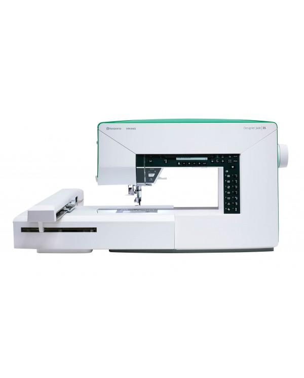 Macchina per cucire e ricamare Jade 35 - 5 ANNI DI GARANZIA -