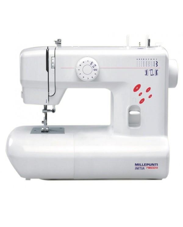 Macchina per cucire meccanica Necchi Millepunti INITIA