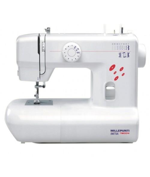 Macchina per cucire meccanica Necchi Millepunti INITIA più piedino tagliacuci