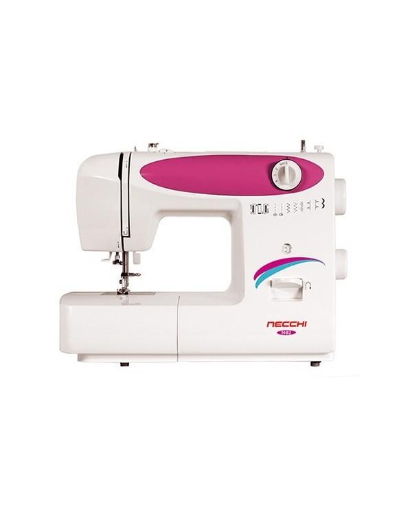 Macchina per cucire meccanica Necchi N82 + PIEDINO TAGLIACUCI NECCHI