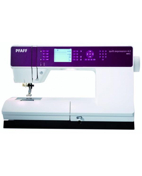Macchina per cucire Pfaff Expression 4.2 - 5 ANNI DI GARANZIA