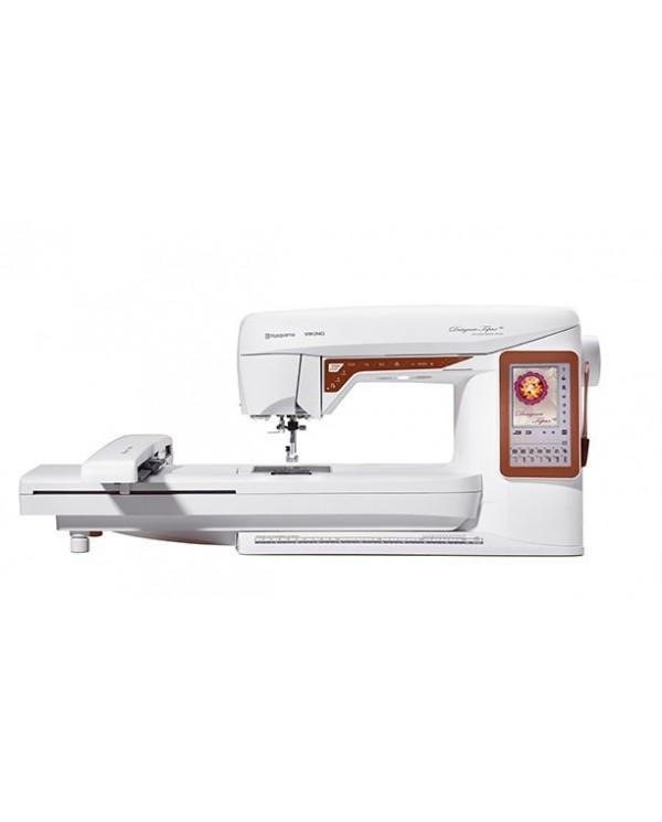 Macchina per cucire e ricamare Husqvarna Viking Designer Topaz 40 - 5 ANNI DI GARANZIA