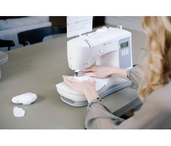 Macchina per cucire elettronica Singer Confidence 7640