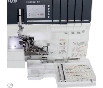 Tagliacuci Pfaff Coverlock 4.0