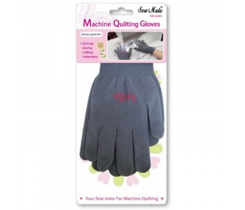 Sew Mate – Machine Quilting Gloves – Guanti per trapunto a macchina