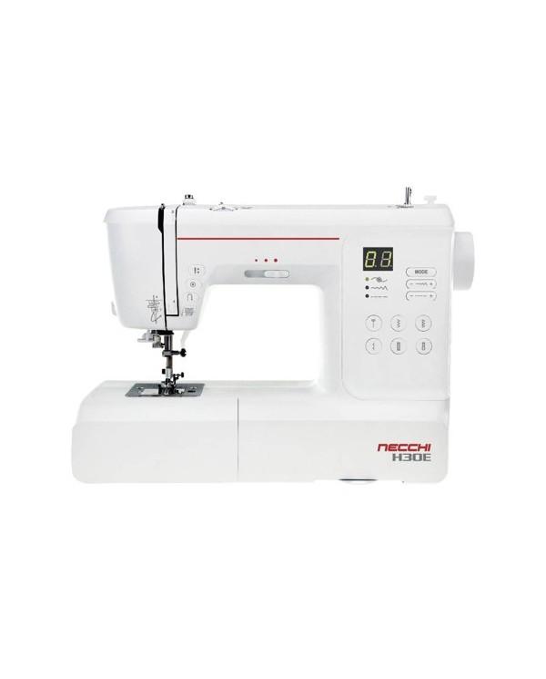 Macchina per cucire elettronica Necchi H30E - Nuovo Modello -