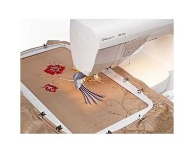 Telai da ricamo per macchine per cucire e ricamo Husqvarna Viking designer topaz 20