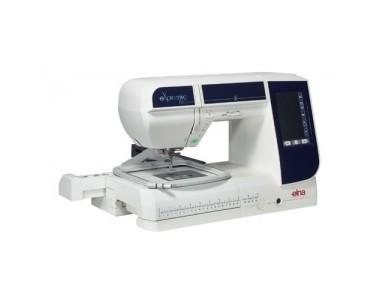 Macchine per cucire e ricamare Elna