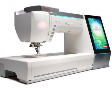 Telai per macchine per cucire e ricamare Janome 12000 e Janome 15000