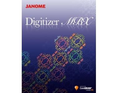 Software per la creazione di ricami Janome