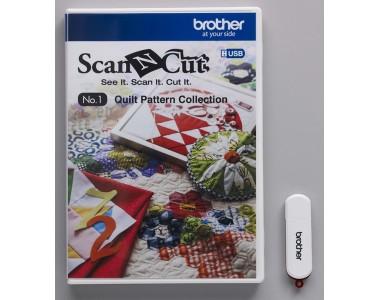 Collezioni USB per Brother ScanNcut
